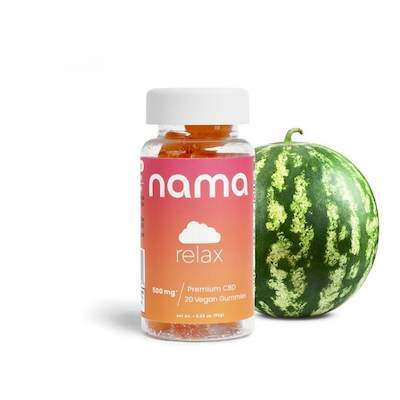 watermelon broad spectrum gummies