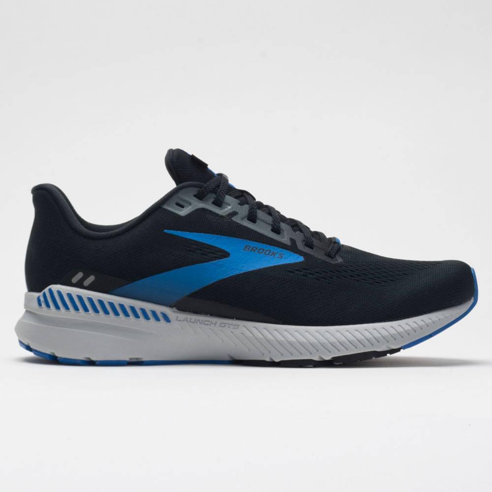 Brooks Launch GTS 8 Men's Black/Gray/Blue