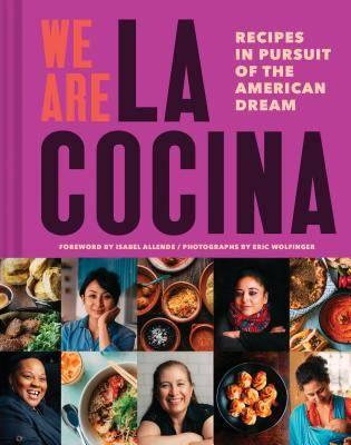 We Are La Cocina cookbook cover