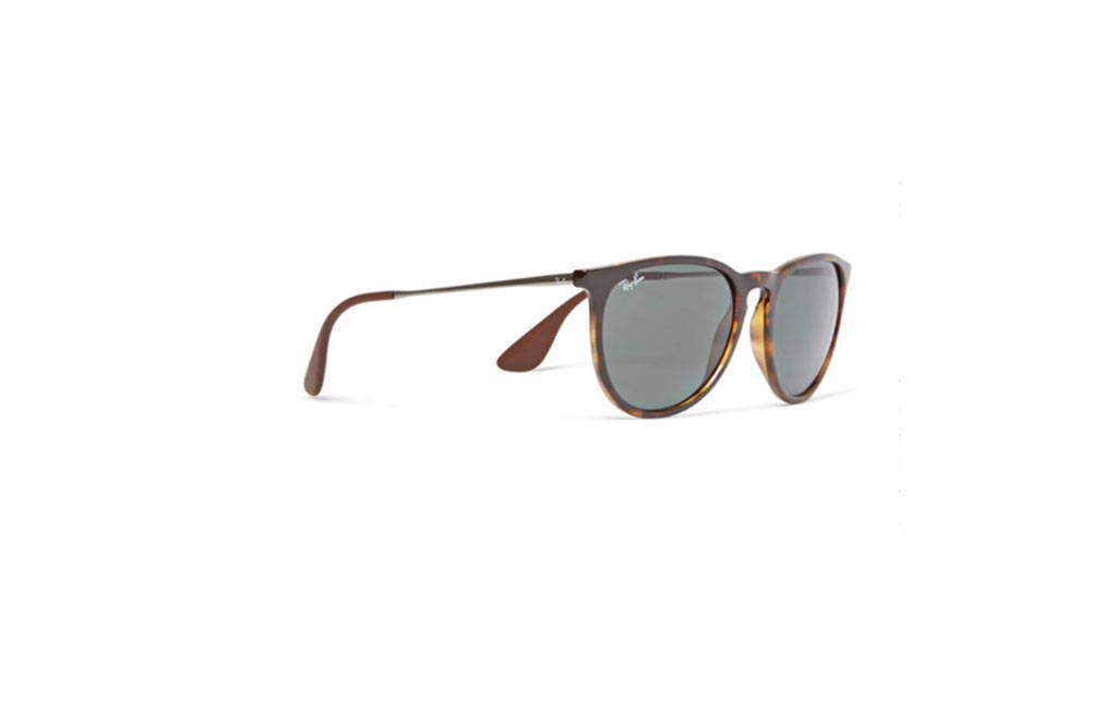 Erika Round-Frame Sunglasses