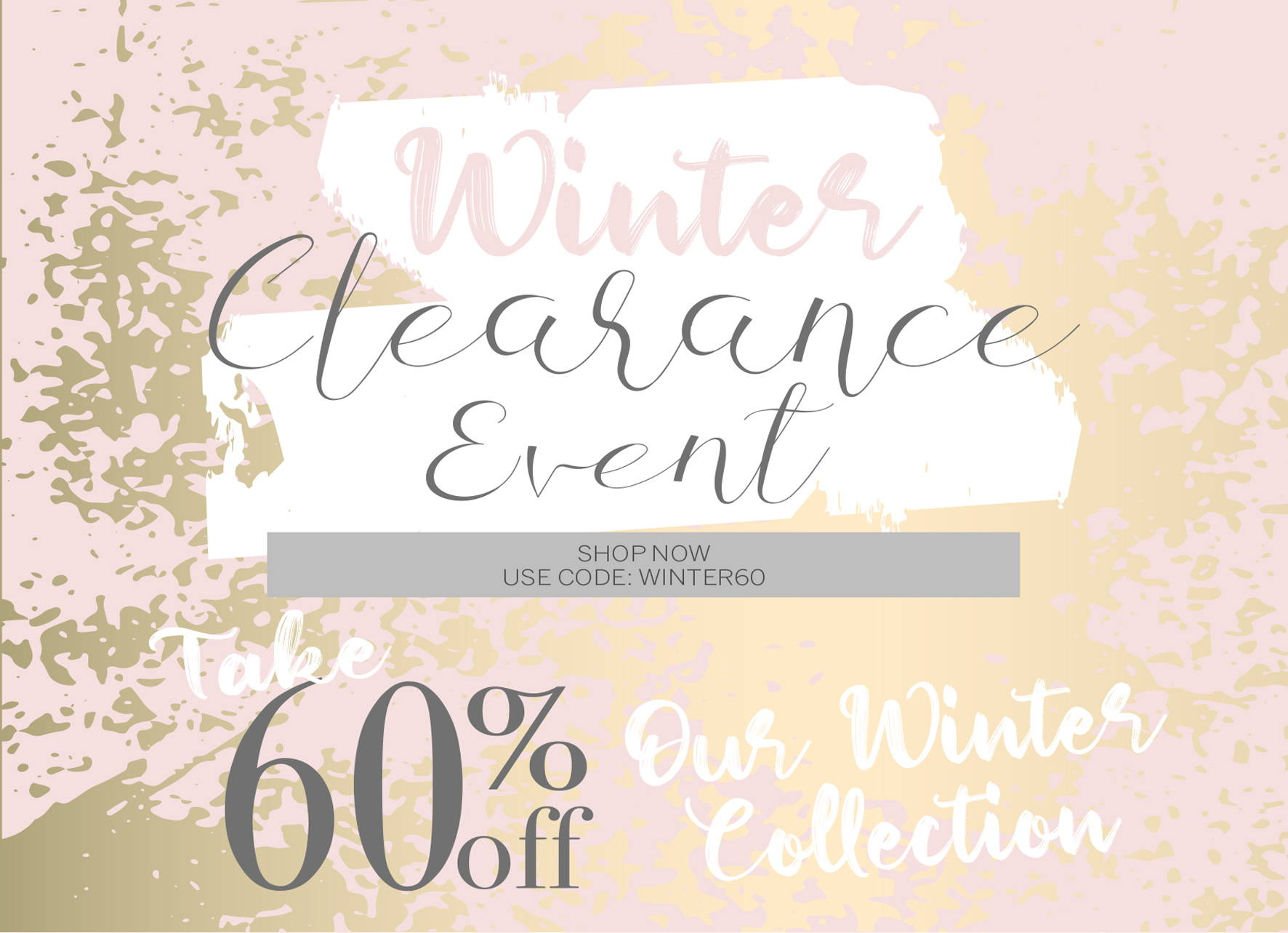 Winter clearance sale, bella ella online boutique clothing