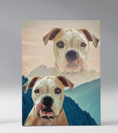 Super Portrait Pet Art