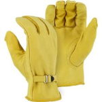 Drivers Style Work Gloves from X1 Safety