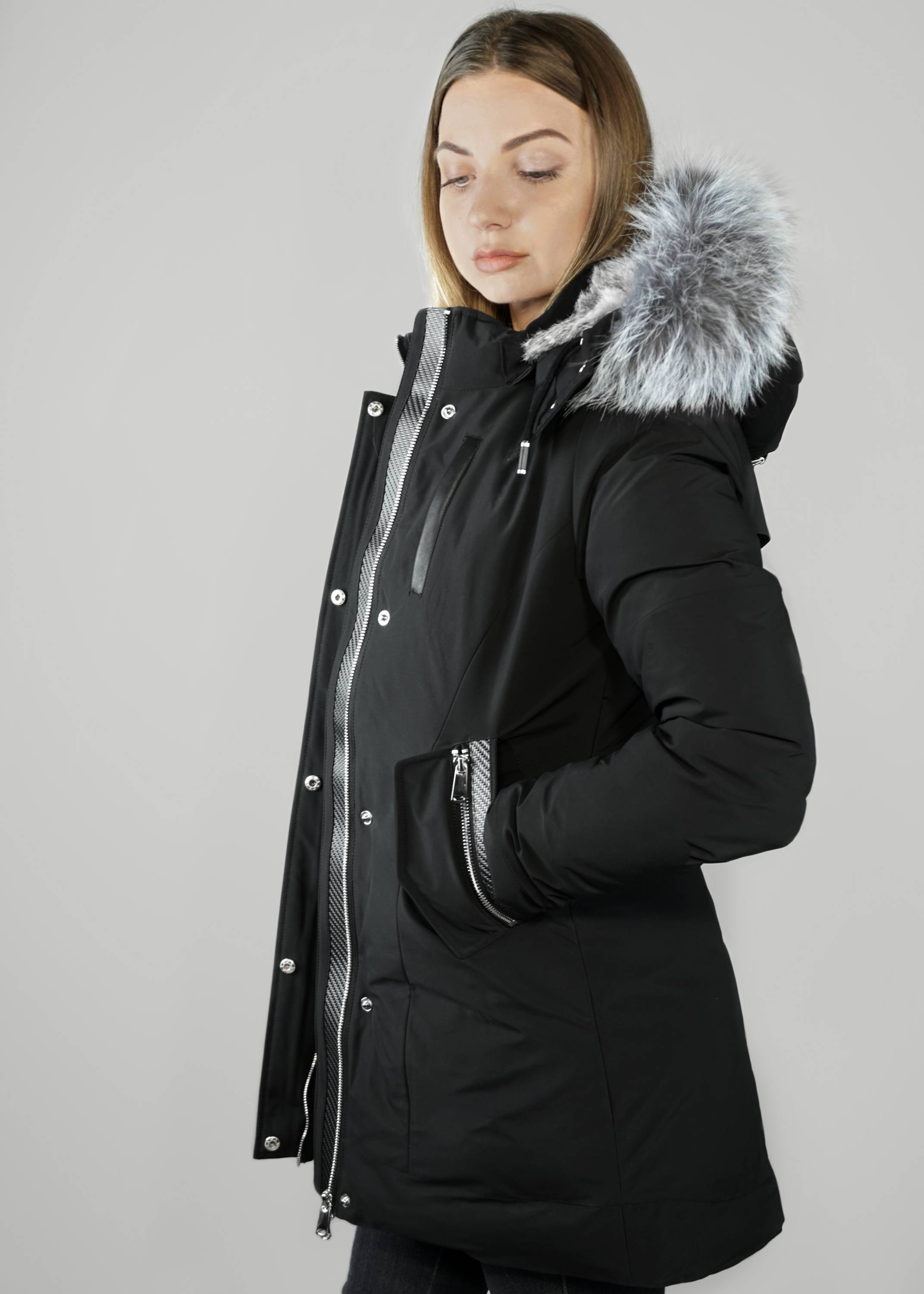 Carbonesque womens Gina parka