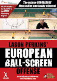 European Ball Screen Offense with Lason Perkins