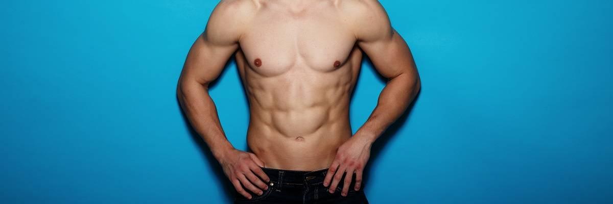 Allenamento muscolare addominale