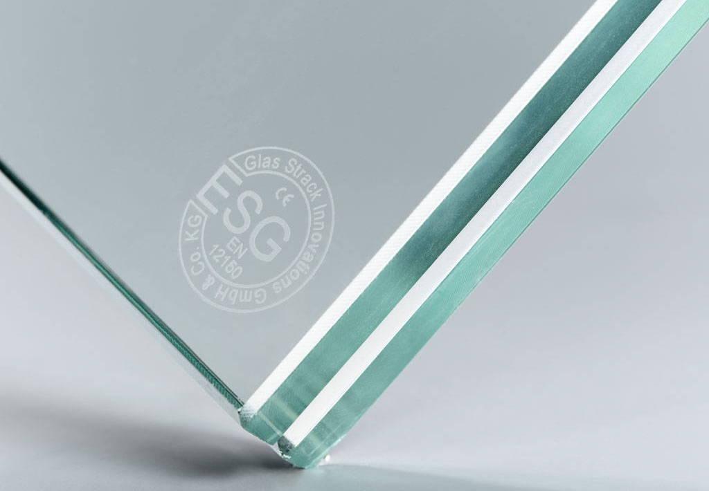 VSG aus ESG Glas nach Maß