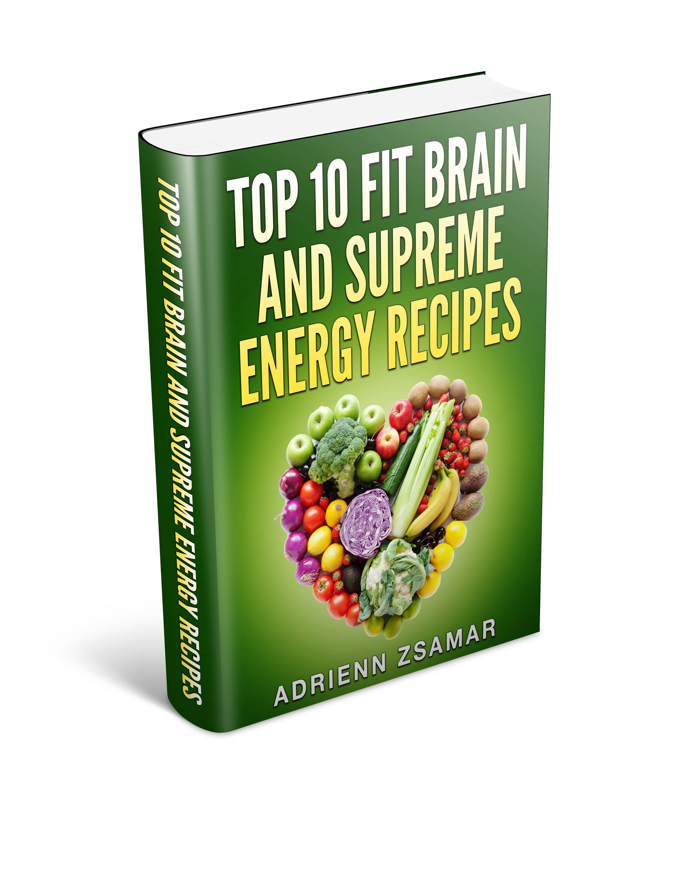 Top 10 Fit Brain And Supreme Energy Recipes Ebook