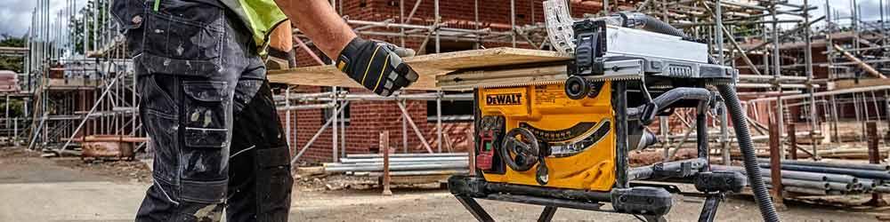Dewalt DWE7485 Table Saw Review