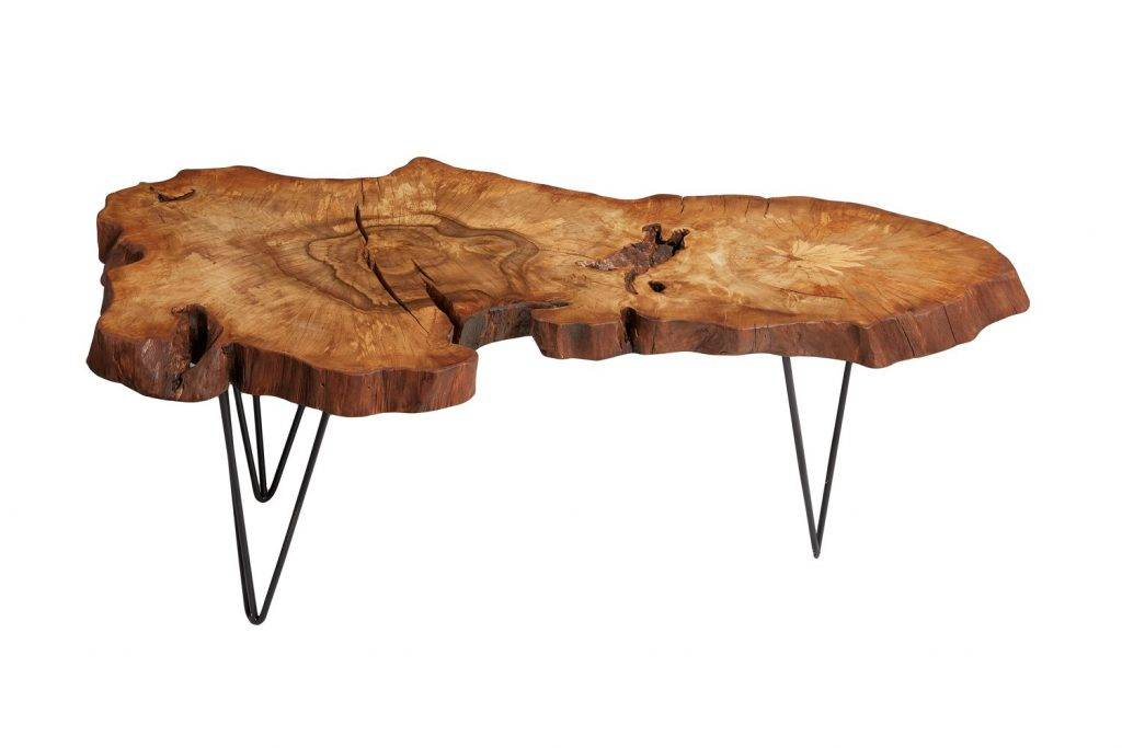 Hornbeam Live Edge Coffee Table