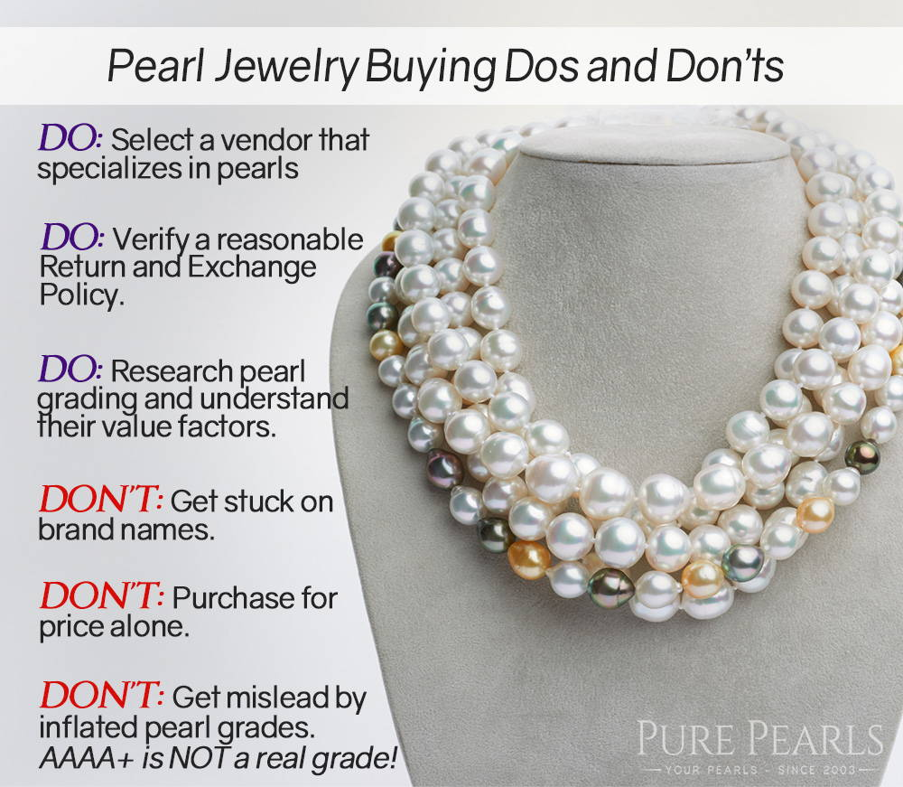 Pearl Ing Dos And Don Ts