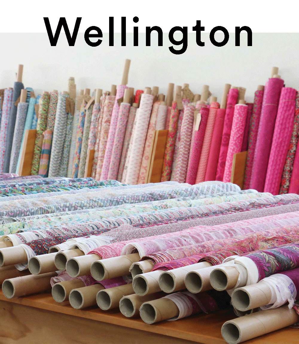 The Fabric Store Wellington