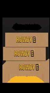 Save 15% on Rowdy Bars