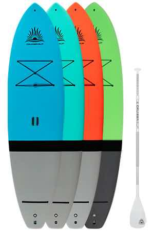Cruiser SUP Escape all around stand up paddle board