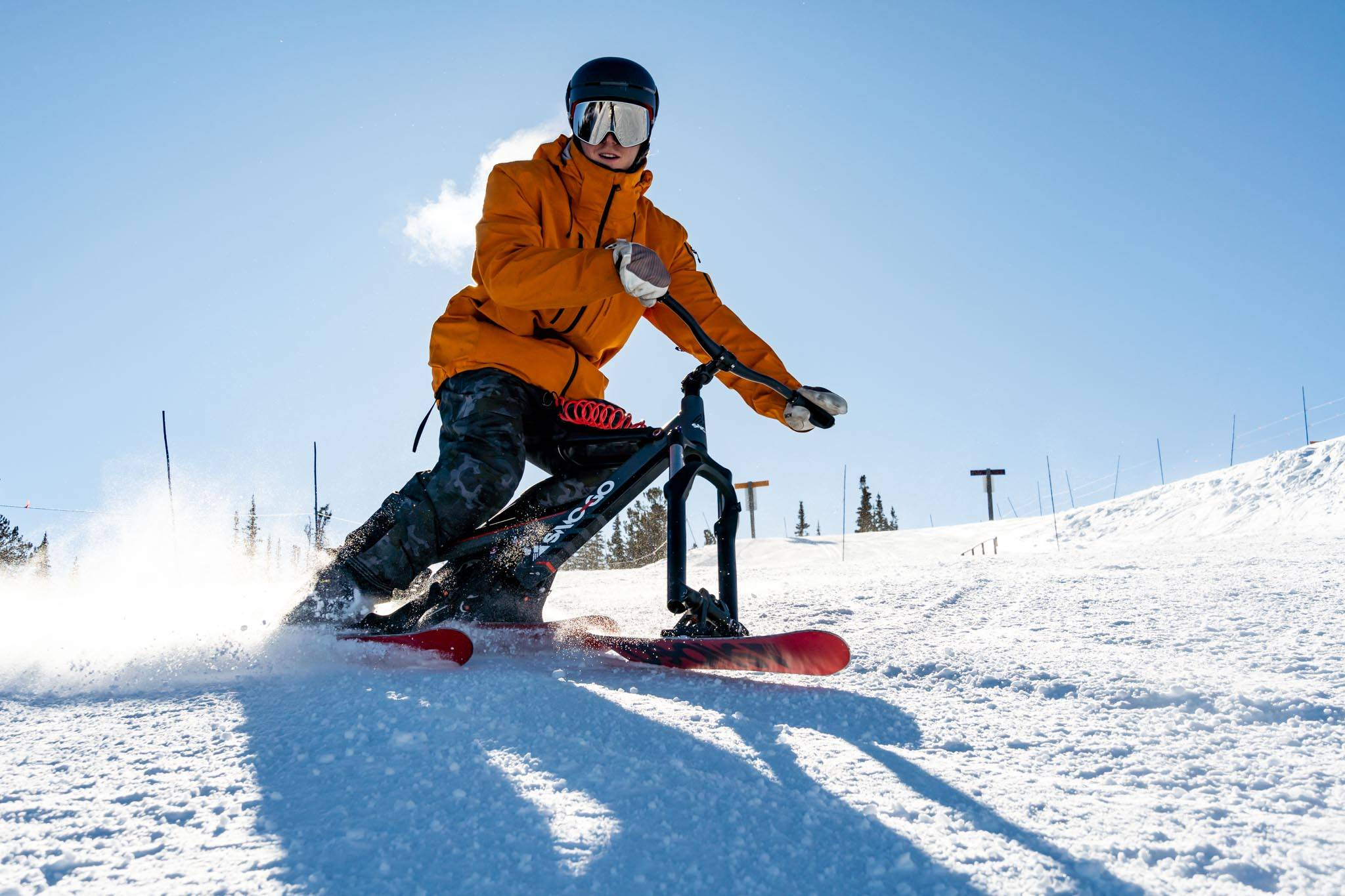 Together, SNO-GO and SNOW Operating are poised to open and expand new markets of interested snow-goers through SNO-GO's Premier Partnerships offering rentals, lessons, and retail sales