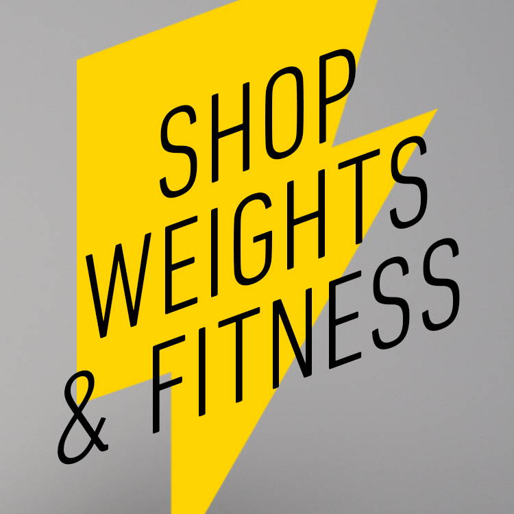 Shop Weights & Fitness
