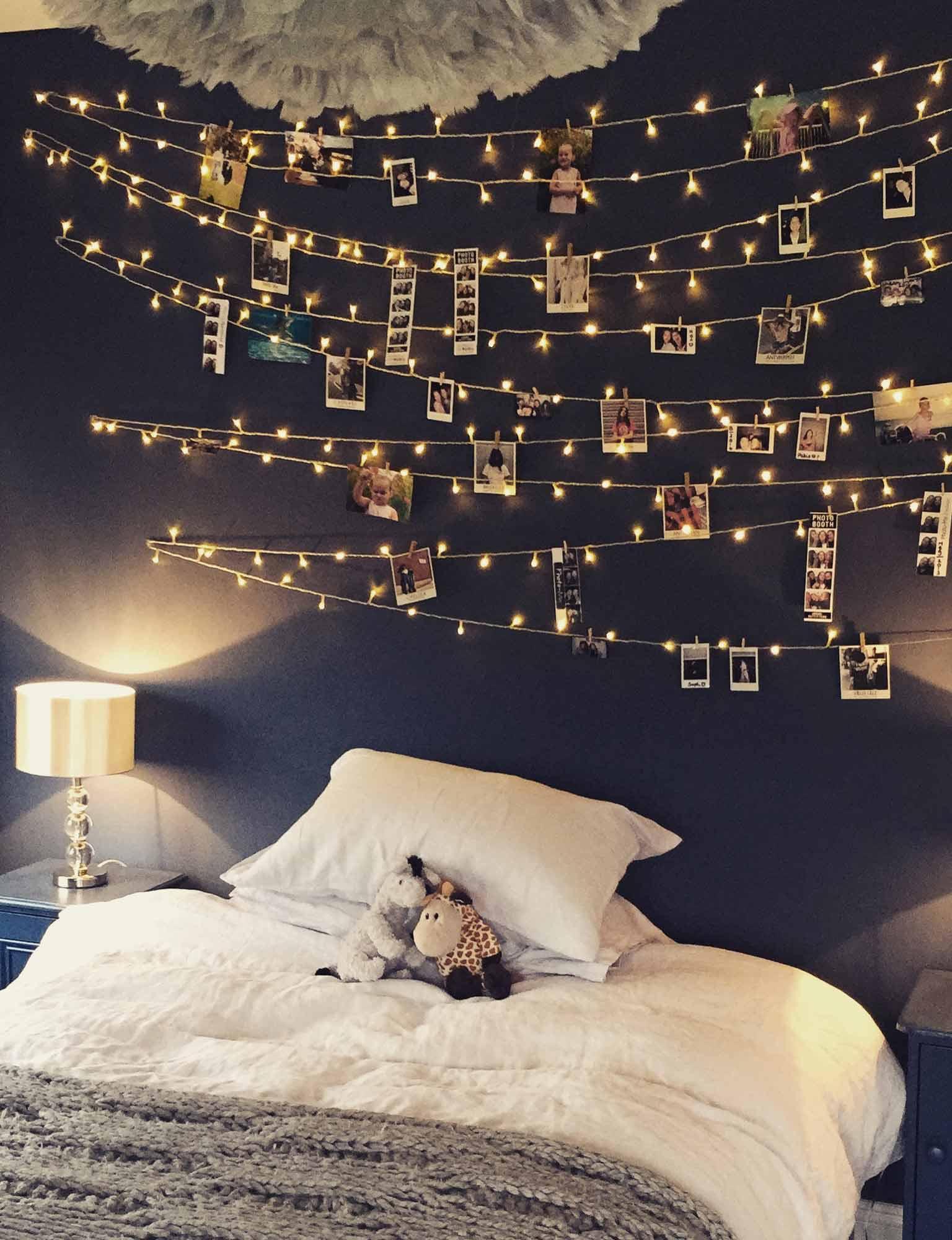 Bedroom Fairy Light Ideas Amp Lights4fun Co Uk