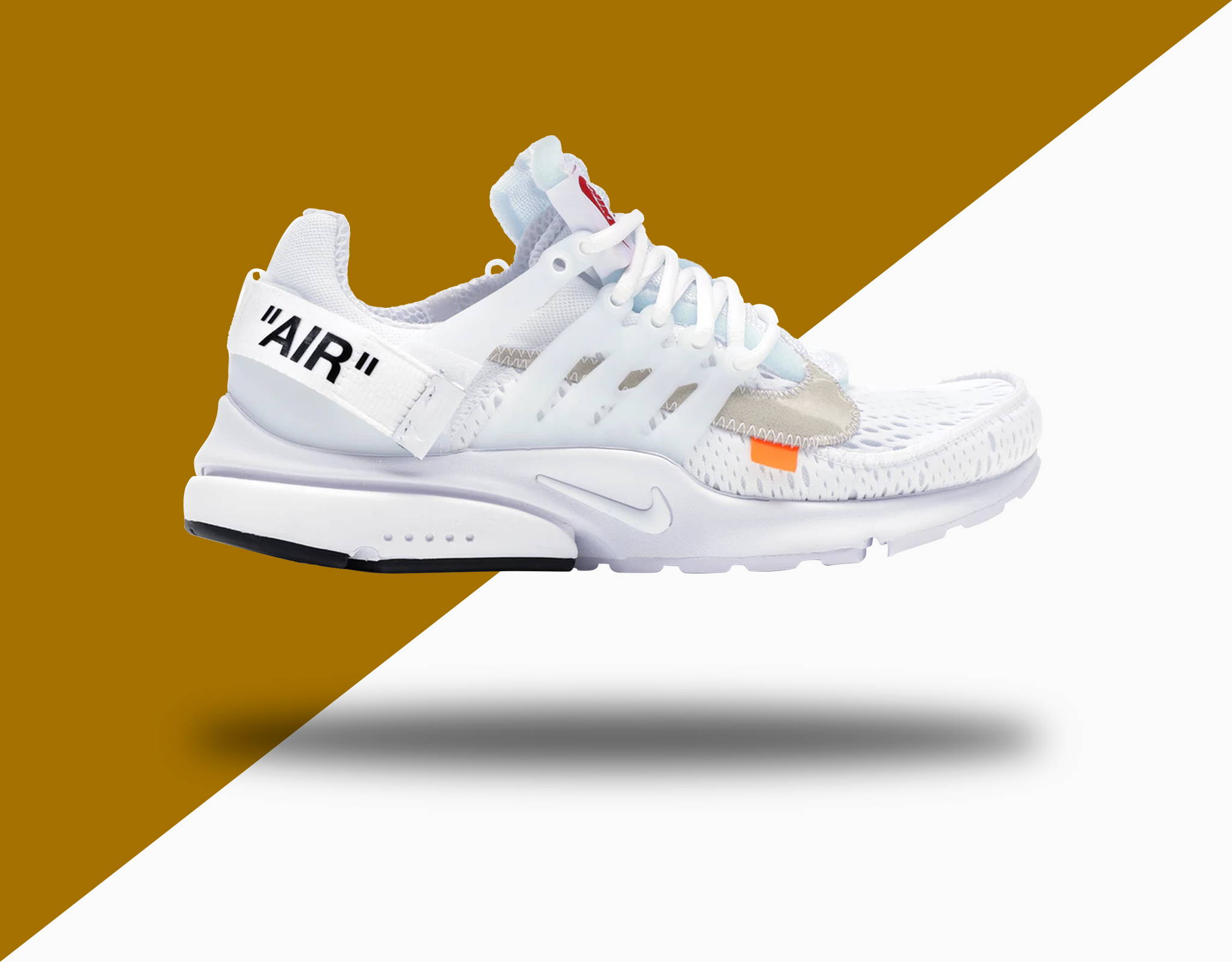 Nike Air Presto Off White - White – Rsvp Kingz 14e90a3afee2