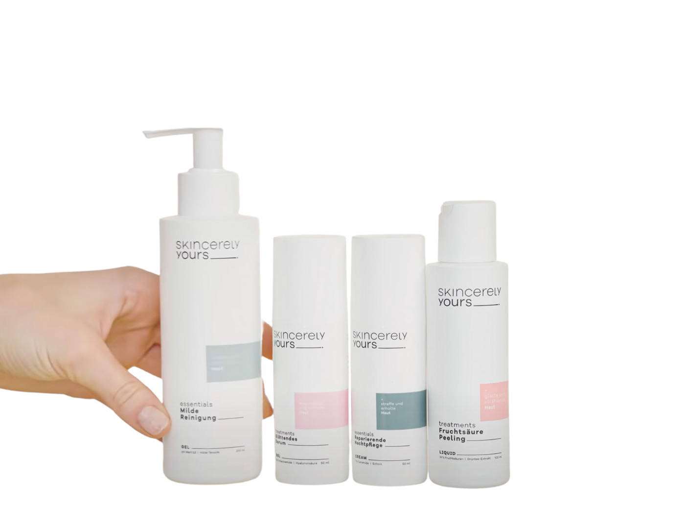 Complete Set von Skincerely Yours