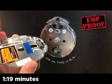 Xtreme SecuRam Change Battery