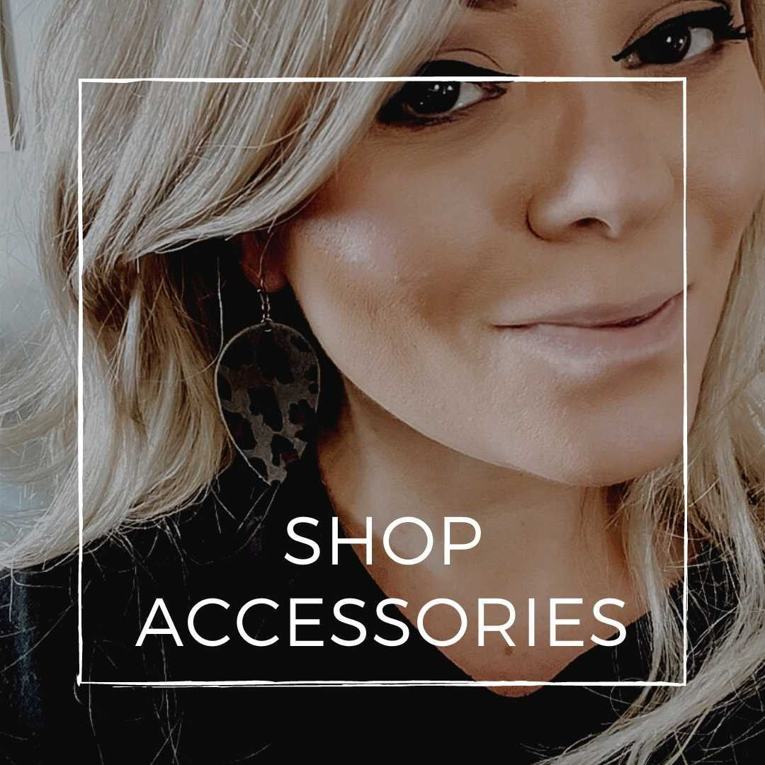 oak and pearl clothing co accessorites for winter and jewellery