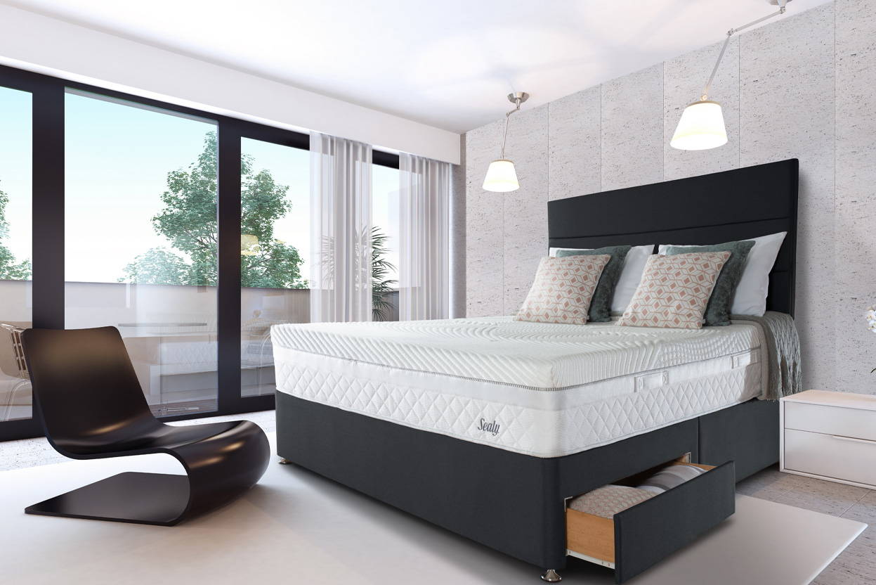 Try The Latest Sealy Beds At Better Furniture In Norwich