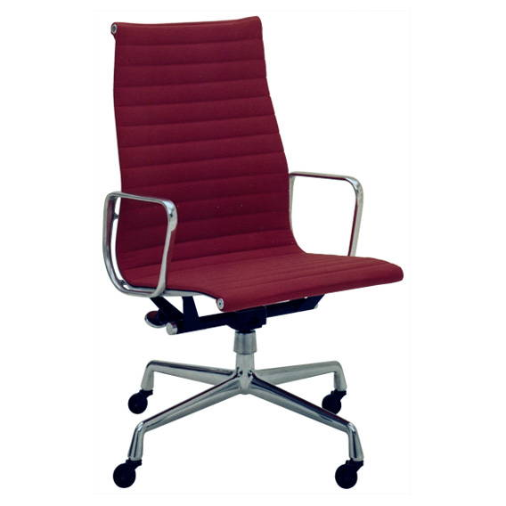 Aluminum Group Chair, Eames