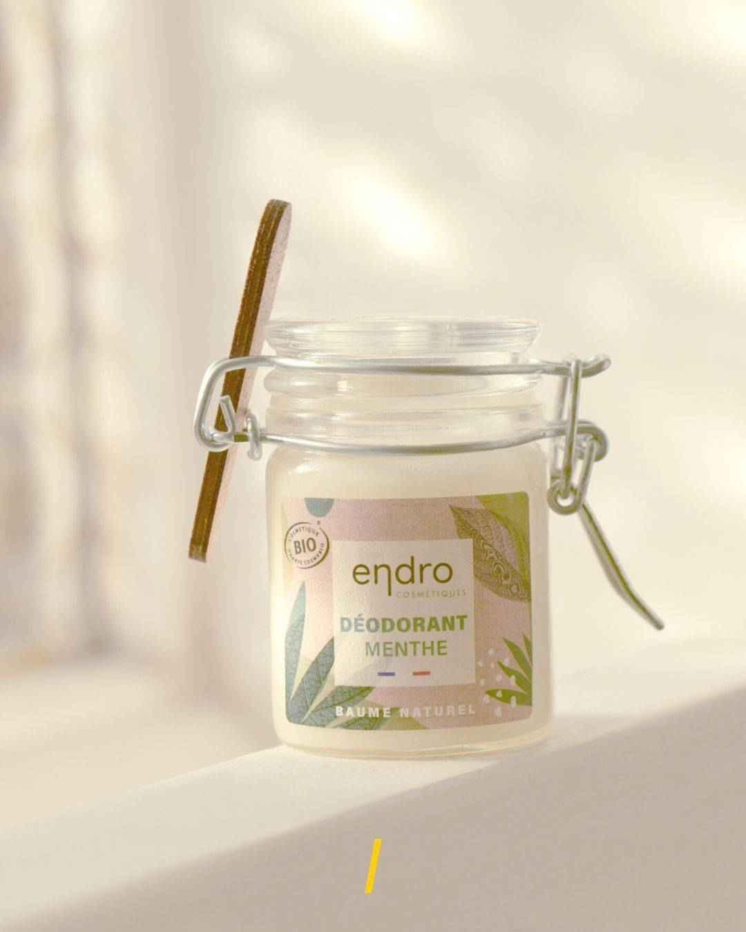 Le déodorant baume - Menthe poivrée - Endro