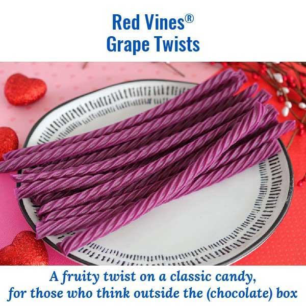 Red Vines Grape Twists
