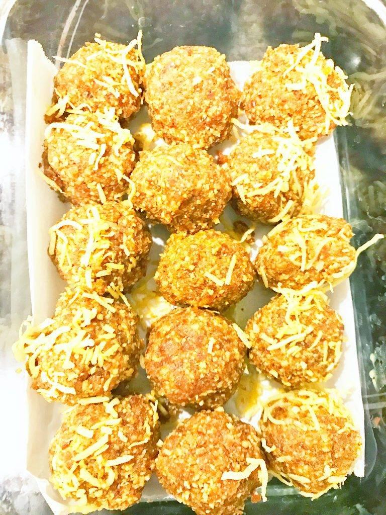 High Quality Organics Express Turmeric Balls