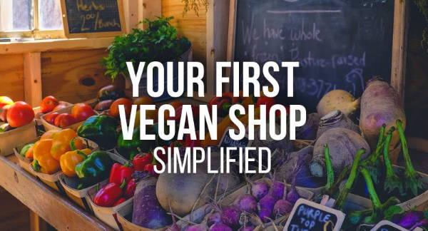 Your First Vegan Shop Image