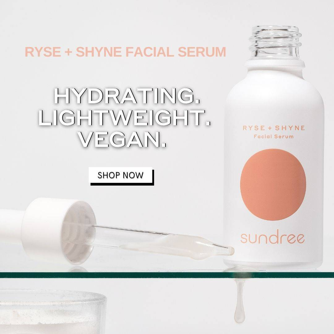 Ryse + Shyne Facial Serum
