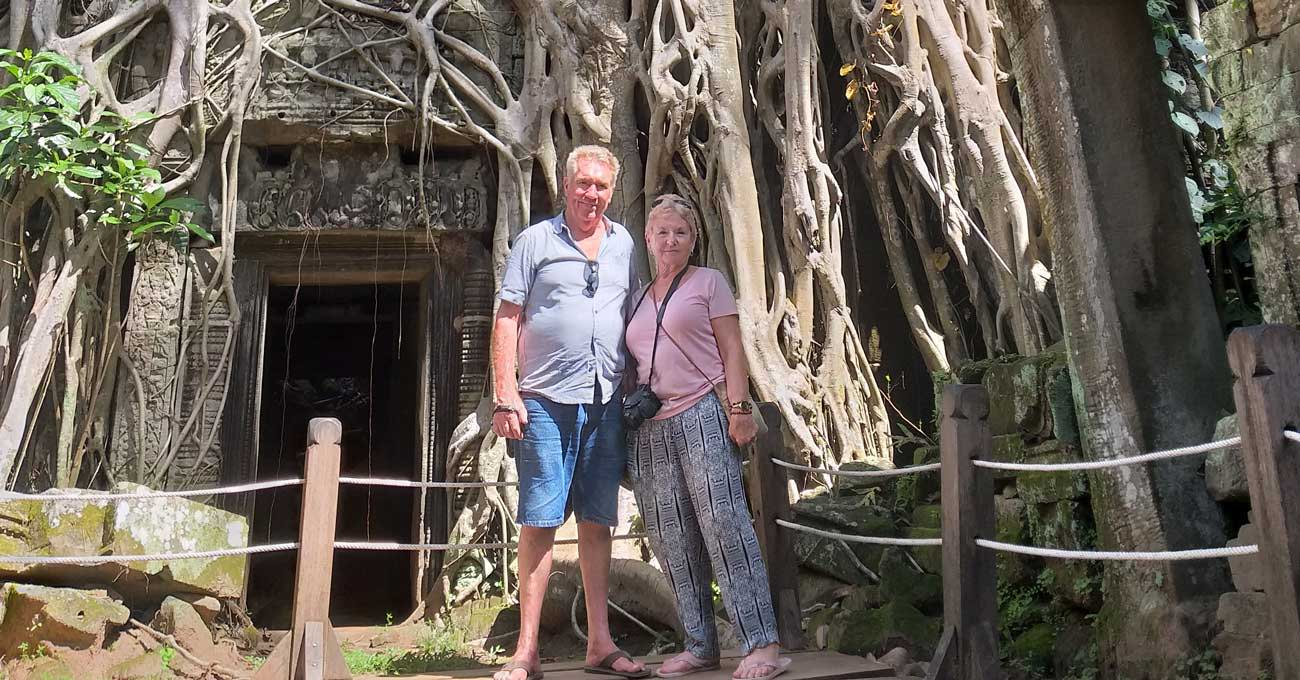 Travelbay Cambodia Tours - Customer Reviews - Angkor Wat, Ta Prohm