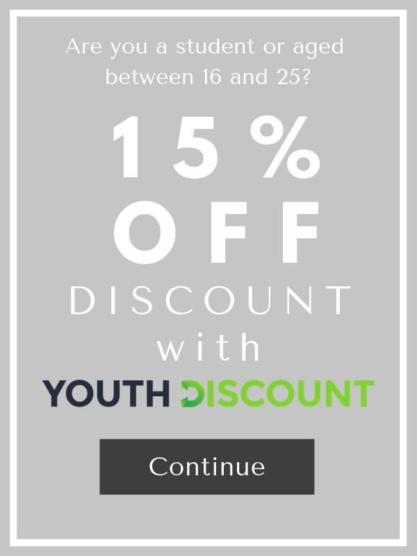 Student Apprenticeship Youth discount for cbd oil uk