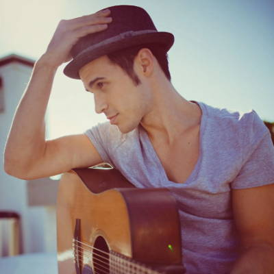 Kris Allen recycled guitar string bracelets and jewelry