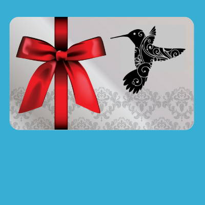 Gift Certificates: Perfect when you want to celebrate someone else but are not sure what they might like.
