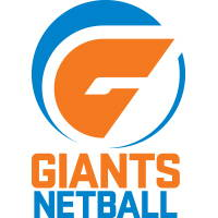 Valour is the offical Sportswear and Merchandise Partner to GIANTS Netball