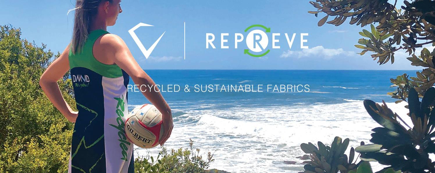 DMND Reprieve - Recycled & Sustainable Fabrics