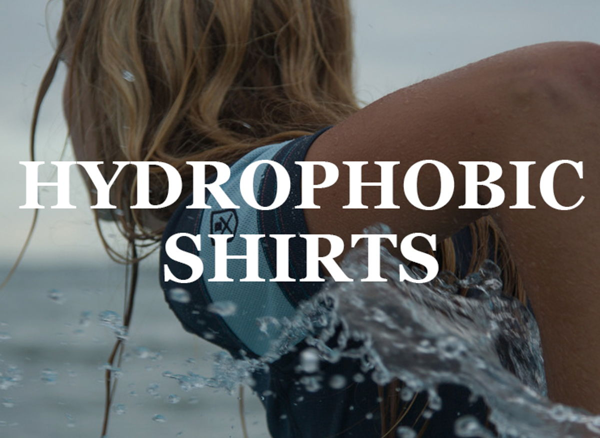 Bluesmiths Hydrophobic Sailing, SUP Shirts