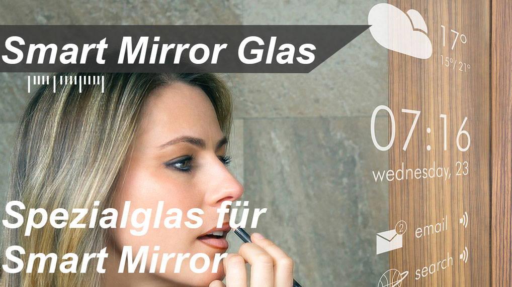 Smart Mirror Glas