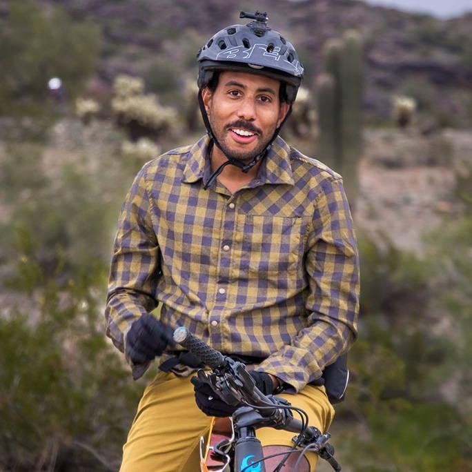 Bryan Harding Mountain Bike Ambassador