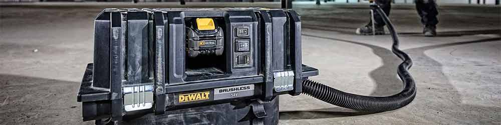 DCV586 Dewalt Dust Extractor First Look