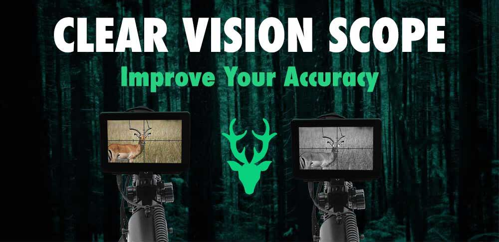 Clear Vision Scope Night Vision Scope