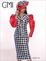 Elegance Fashions | GMI Suits Fall 2021 Collection of Women Church Suits