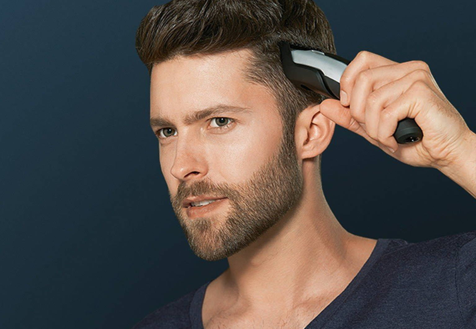 To Cut Trim And Shave Your Hair At