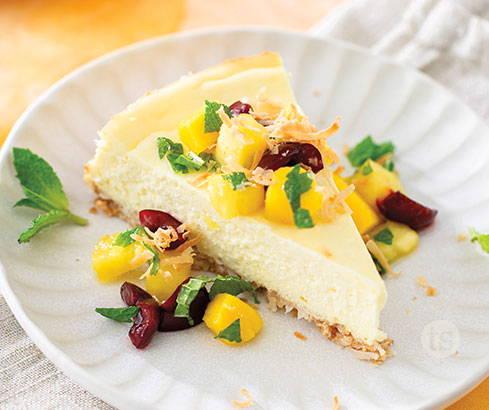 mai tai cheesecake