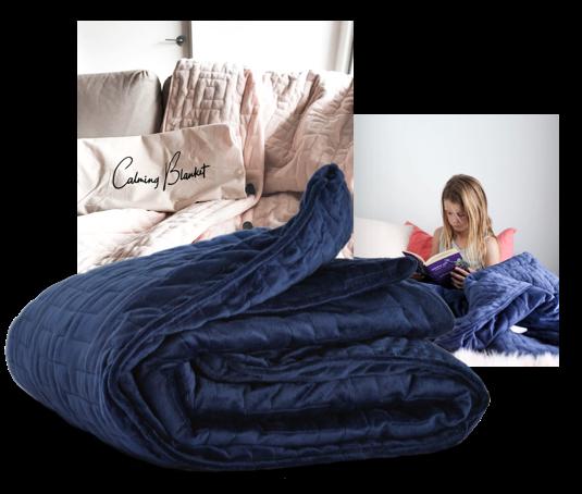 winter sale calming blankets