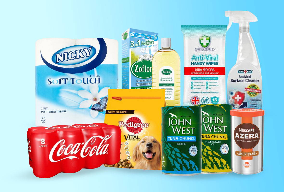 Grocery & Household Consumable Products