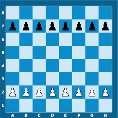 Pawns Setup