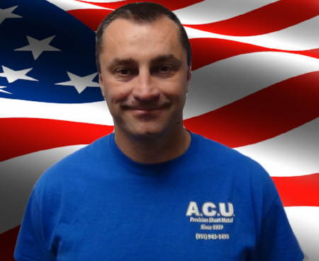 Andy Johs - ACU Precision Sheet Metal